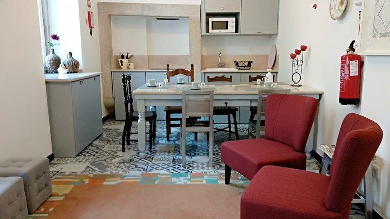 Casa da Avó, holiday rental in Galamares