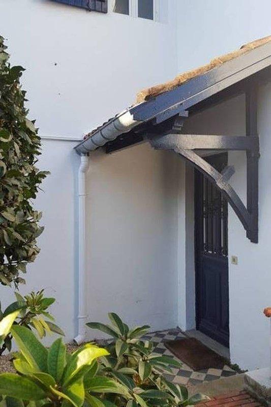 Puerta del apartamento