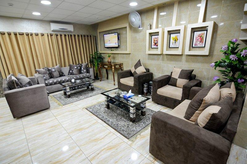 Área de lobby