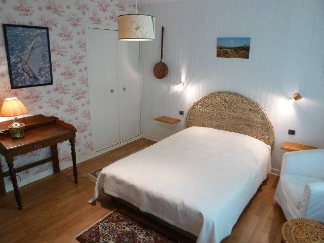 Chambre d'hotes au Petit Hunier près La Rochelle, location de vacances à Ardillieres