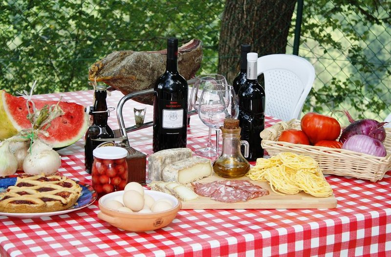 Valle House, vacation rental in Anghiari