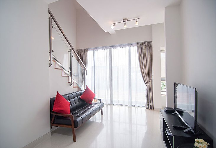 ALEXANDRA RD 2BR LOFT, QUEENSTOWN, holiday rental in Singapore