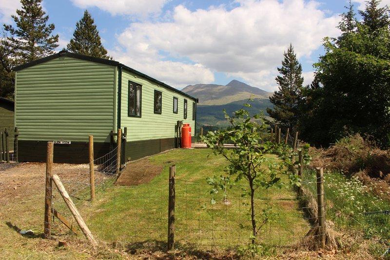 Glen View, vacation rental in Kilchrenan