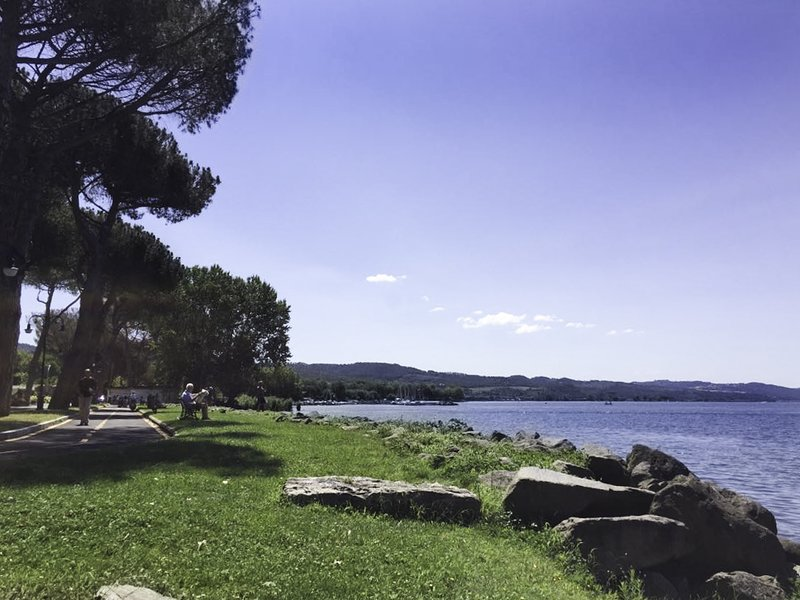 lakefront Bolsena