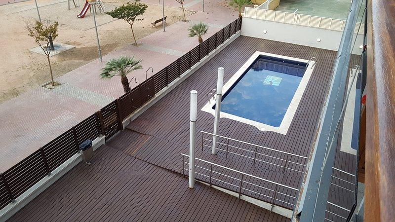 Vivienda con acceso directo al mar, holiday rental in Altafulla