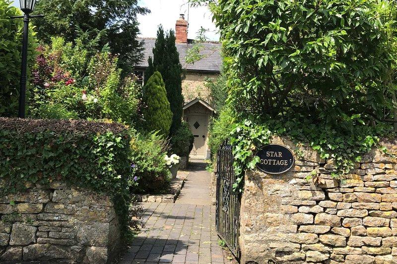 Benvenuti a Star Cottage, nel grazioso villaggio di Little Compton