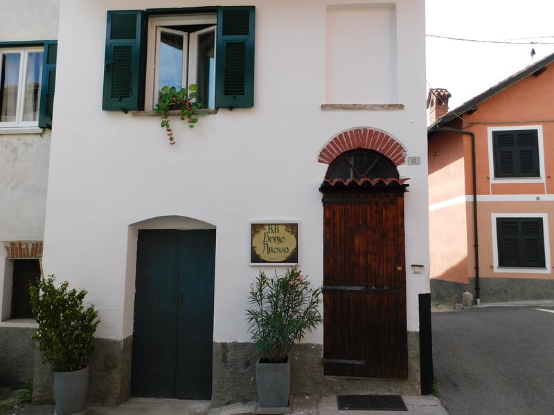 Borgo Nuovo, holiday rental in Cantalupo Ligure