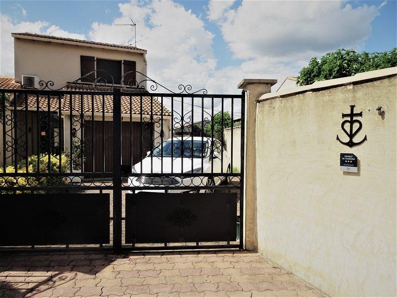 Villa Camargue - Votre location de vacances aux Portes de la Petite Camargue, holiday rental in Clarensac