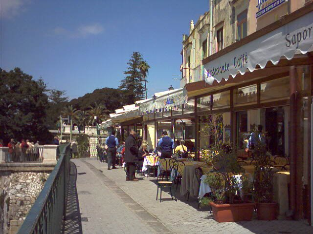 Ortigia, Syrakus, 20 Minuten mit dem Auto - Lungomare Alfeo mit mehreren Fischrestaurants