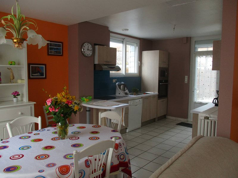 Maison Lumineuse, holiday rental in Donges