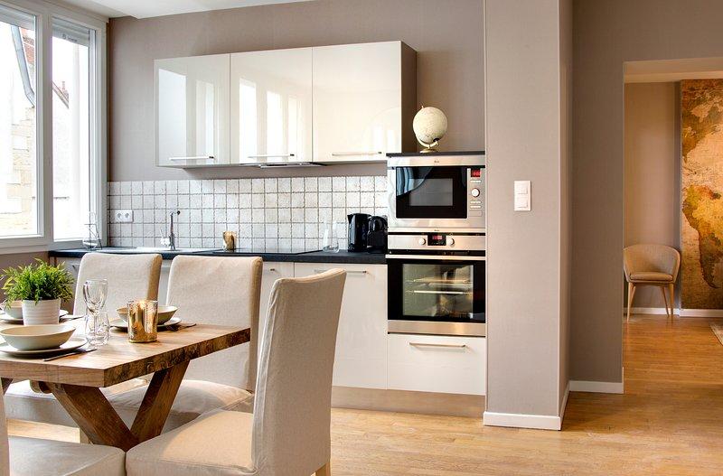 Apartment 'SAINT-VERAN', holiday rental in Saint-Apollinaire