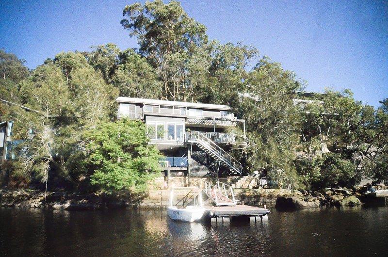Calabash Bay Lodge, Hawkesbury River, location de vacances à Greater Sydney