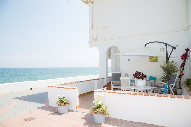 Amazing house with sea view & Wifi, vacation rental in Mijas