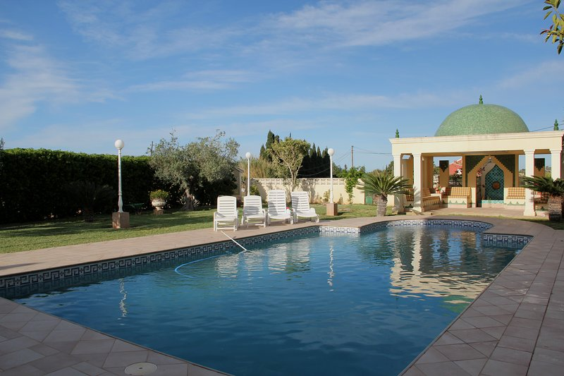 La casona de Pepa, vacation rental in Sagra