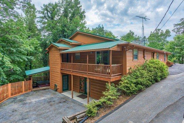 Breezy Mountain Lodge, vacation rental in Gatlinburg