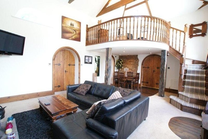 The Old Chapel, Claxton, York YO60 7SD, holiday rental in Stamford Bridge