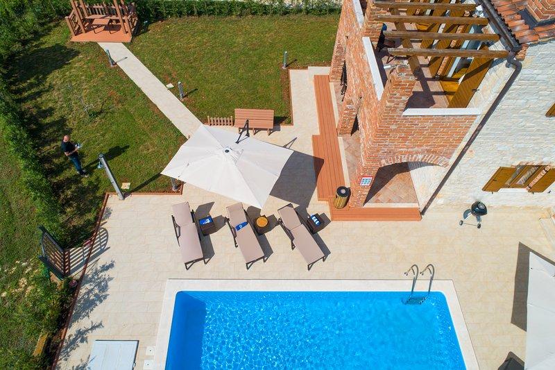 4 bedroom villa in family villa resort / 4 Schlafzimmer Villa in Familienvilla Resort