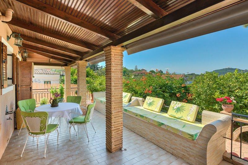 Zakynthos Traditional Villa, vakantiewoning in Zakynthos Town