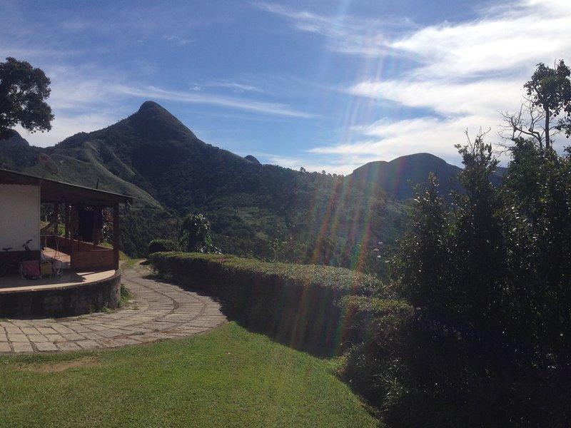 Casa de Temporada - Canto dos Pássaros no Cascatinha, holiday rental in Nova Friburgo