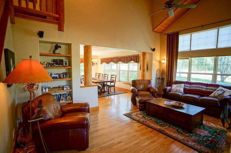 Bear Creek Lodge Townhome, location de vacances à Oak Creek