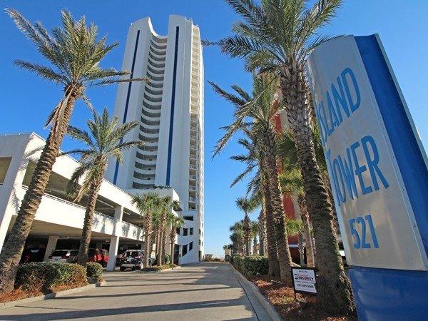 Golfe Location de vacances avant à Gulf Shores AL, pour 8 personnes Bâtiment moderne mis à jour.