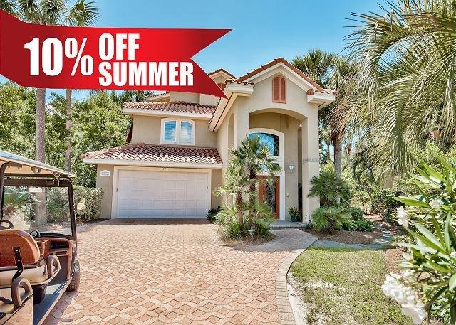 Snobeach - Vacation Home in Destin, FL at Destiny East