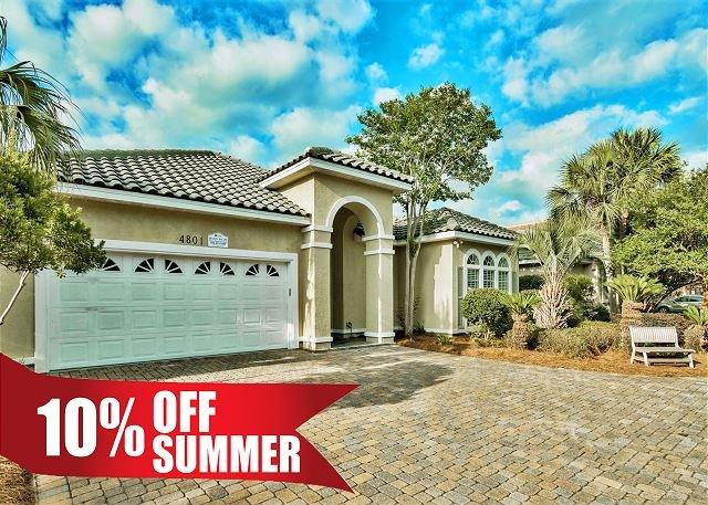 Destiny Escape - Vacation Home in Destin, FL at Destiny East