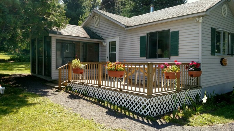 Lake Cottage, holiday rental in South Hero