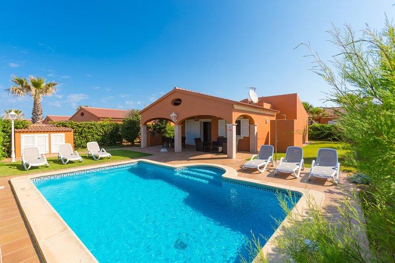 Belle villa avec piscine privée et d'une terrasse