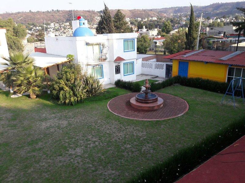 La Casa de Xochimilco, vacation rental in Mexico City