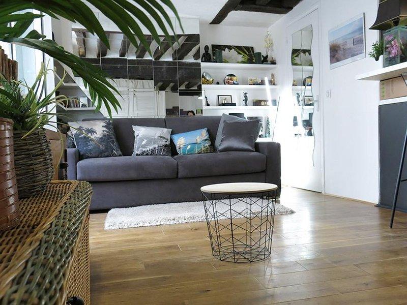 Studio Marais Charlot Apartment In 03eme Temple Le With Wifi