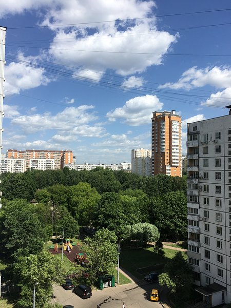 Apartment in Moscow, holiday rental in Khimki