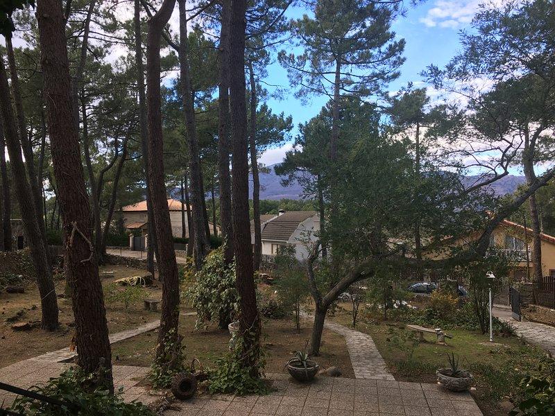 CASA DE DESCANSO EN LA NATURALEZA, vacation rental in El Casar de Escalona