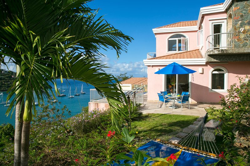 Pink Conch Villa, holiday rental in St. John