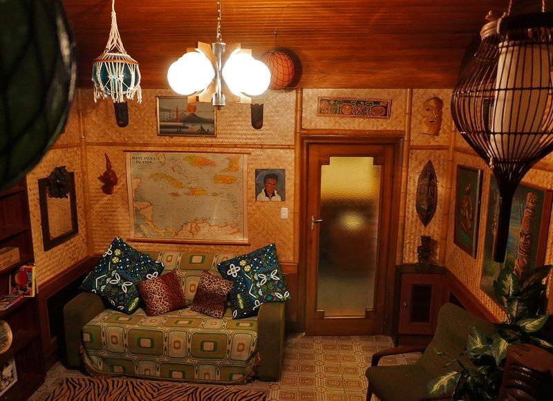 Lux Interiors: Tiki Calypso Suite, alquiler de vacaciones en Brunswick