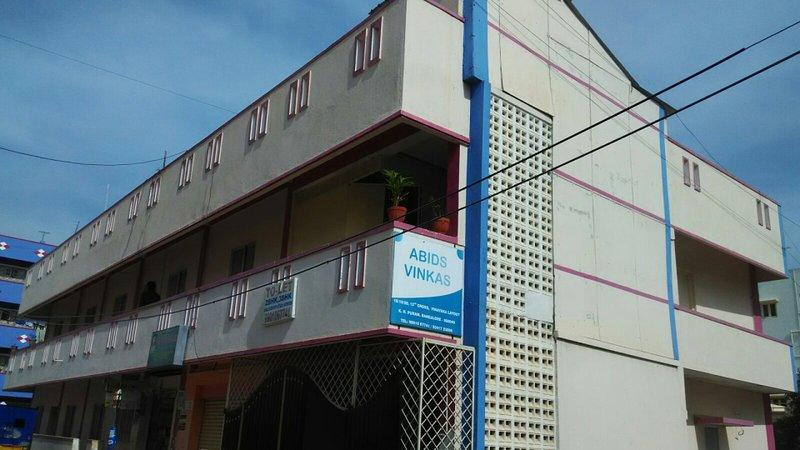 Abids Vinkas - Homestay Bedroom 5 (non - AC), holiday rental in Nelamangala