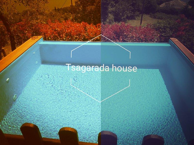 Tsagarada house, alquiler vacacional en Magnesia Region