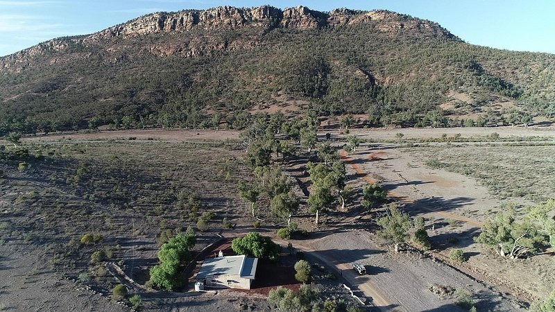Blue Range Cottage Bed and Breakfast, alquiler de vacaciones en Flinders Ranges