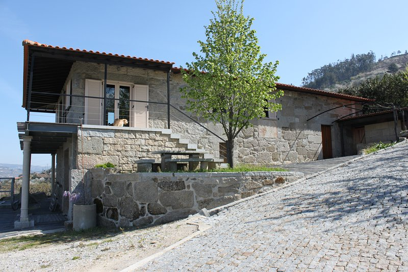 River View Cottage exterior