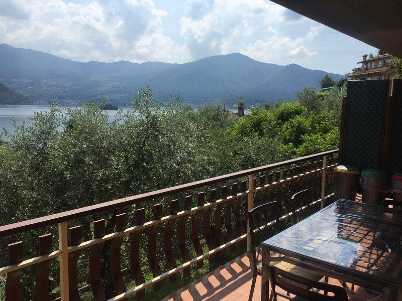 Casa Luz Pedretti B, casa vacanza a Adrara San Martino