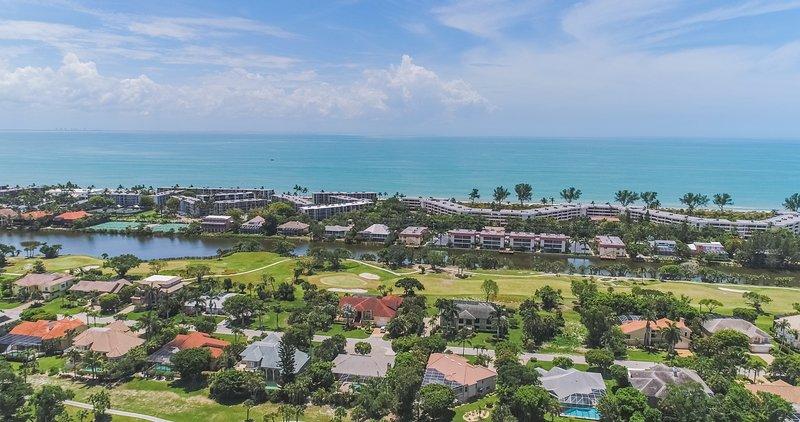 Villa Calypso Tides - Roelens Vacations, holiday rental in Sanibel Island