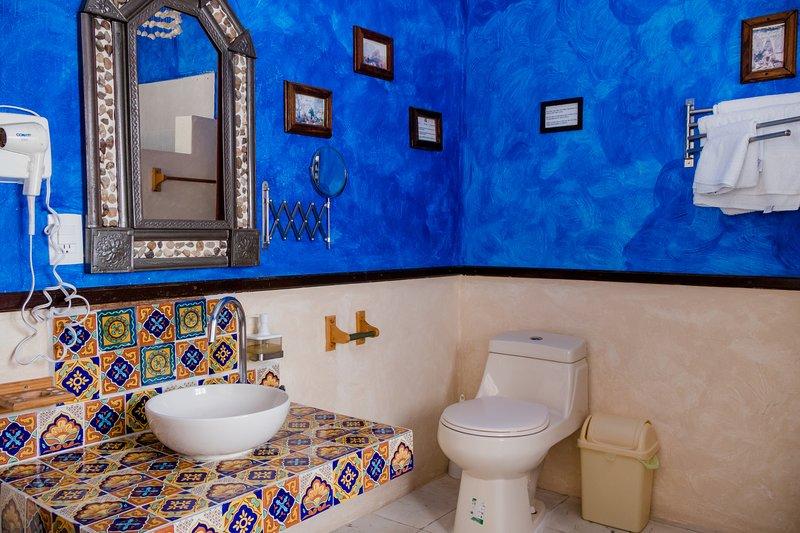 bathroom penthouse
