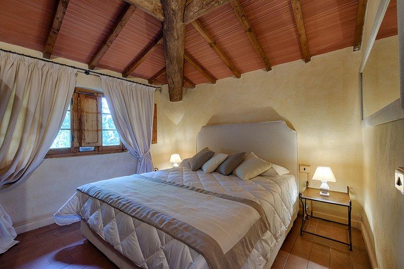 Casa Tolomei (Castello di Bossi) App. DANTE, alquiler de vacaciones en Casanova Pansarine