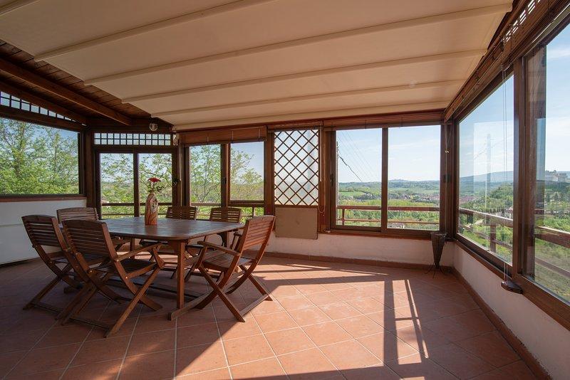 Tognazzi Casa Vacanze - La Terrazza sul Borgo, alquiler de vacaciones en Certaldo