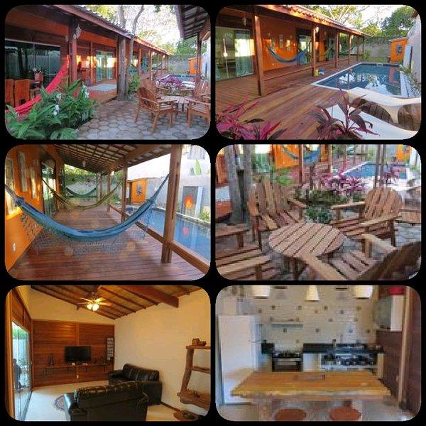 Casa para locacao/teporada,Prox a praia de taperua, vacation rental in Santa Cruz Cabralia