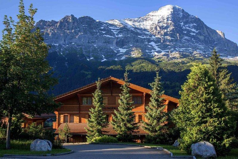 El Eiger es su vecino en Billabong