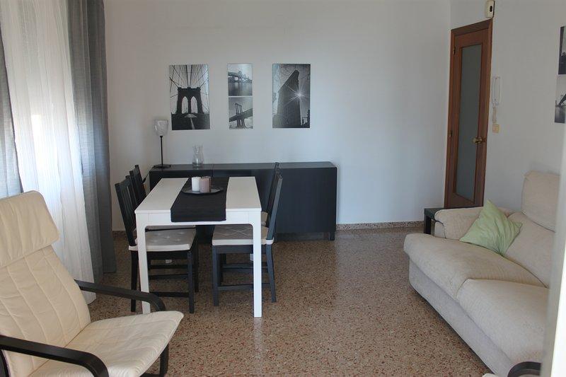 Apartamento con Vistas, alquiler vacacional en El Grao
