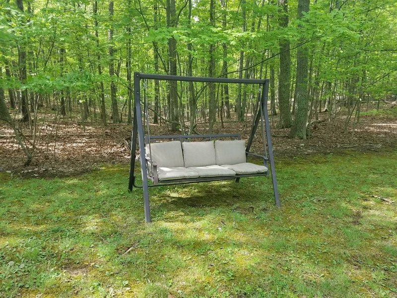 Perfect for those who want to swing slowly