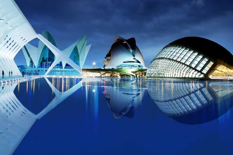 City of Arts and Sciences Night