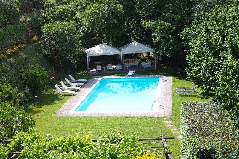 Villa La Fonte, vacation rental in Lucca